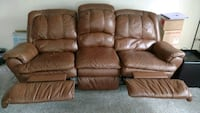 Leather sofa recliner Macon, 31201