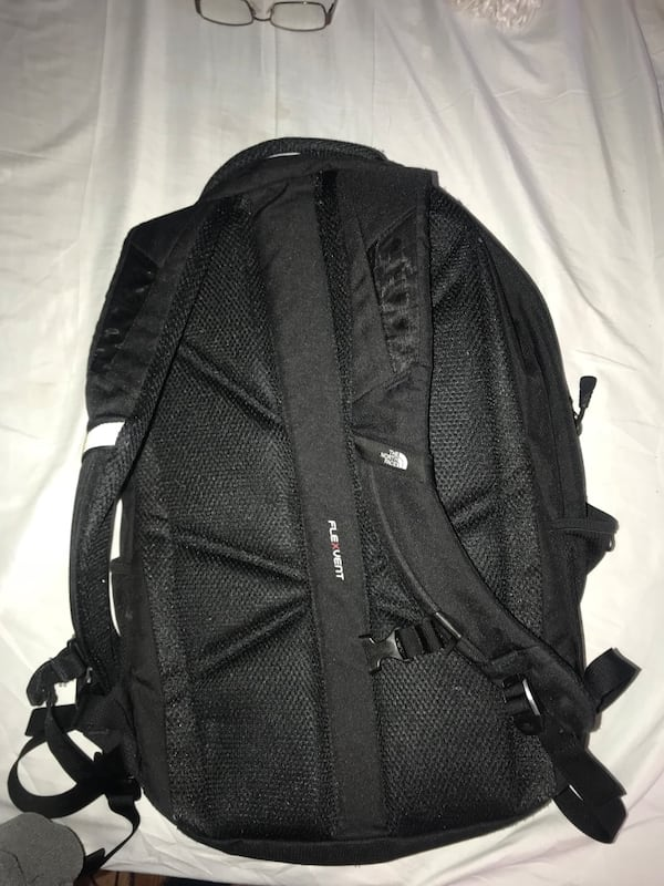 North face backpack 2