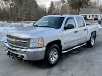 2012 Chevrolet Silverado 1500 Crew Cab for sale Londonderry, 03053
