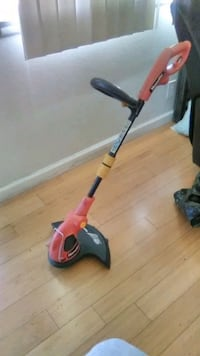 red and black electric string trimmer Los Angeles, 90019