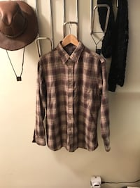 Pendleton wool flannel shirt size large Oakland, 94610