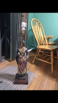 1971 vintage dunning industries incorporated Betsy Ross lamp Selden