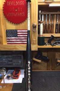 "2005 vintage Miken OKC fast pitch softball bat. 33"", 23oz. Baltimore, 21236"