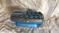CONAIR ION Shine hot rollers  265 km