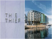 THE THiEF HOTELL OPPHOLD FOR 2 PERS INKL FROKOST OSLO