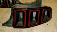 2013-2014 Mustang Taillights