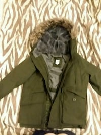 BOYS Gap winter jacket size small  Toronto, M9P 1T1