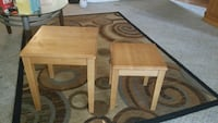 Beautiful Wooden Side Tables Seven Hills, 44131