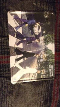 The Beatles Abbey Road poster Bolingbrook, 60490