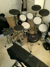 Roland TD-10 V-Drums They're Like New! Falls Church, 22041