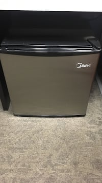 Gray and black Midea compact refrigerator Arlington, 22209