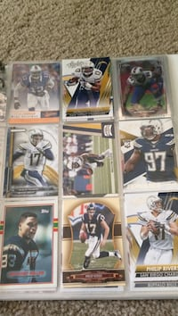 Chargers cards Troutman, 28166