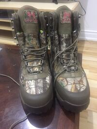 Brand new under armour hiking boots Mississauga, L5L 1T7