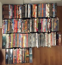 150+ Dvd movies and boxsets Vancouver, V5S