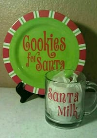 Cookies for Santa decals ONLY York
