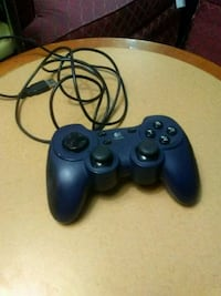 black Sony PS2 game controller 866 mi