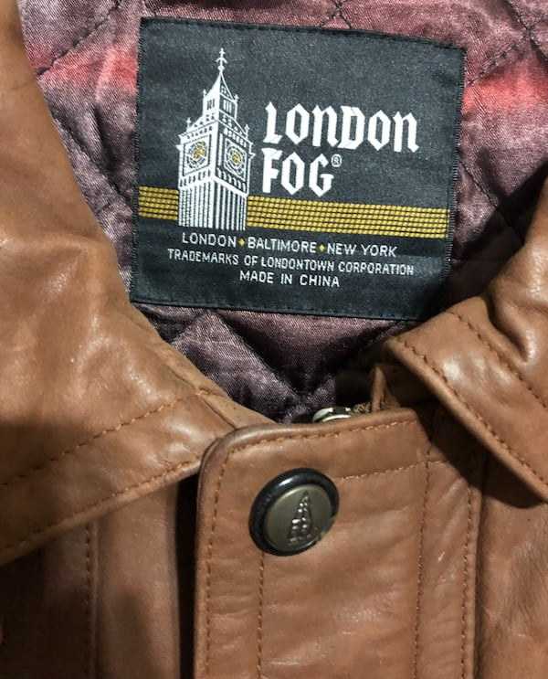 LONDON FOG LEATHER JACKET MEN'S 1X SEND YOUR BEST OFFER dfe9380c-a881-4794-a296-04886a4e5e59