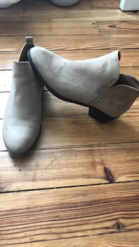 Tan Ankle boots Greencastle, 17225