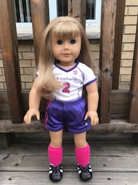 Authentic American Girl Doll