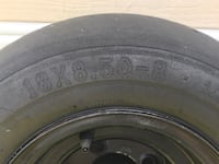 black auto wheel with tire Winter Haven, 33884