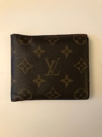 Louis Vuitton Wallet Monogram Print Elkridge, 21075