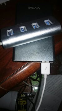Portable charger with 4 port USB Killeen, 76542