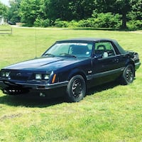 Ford - Mustang - 1986 Bensville
