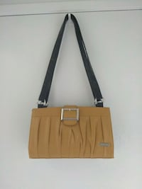 brown leather 2-way handbag North Las Vegas, 89031