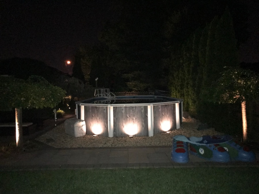 Used Back Yard Trees House Lights For Sale In Massapequa