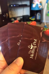 The Melting Pot Gift Cards (3) Columbia, 21045