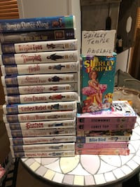 VHS video Shirley Temple  Gatineau, J8V 3Y8
