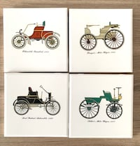Ceramic Car Tile