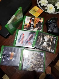 Xbox One game case lot Boise, 83704
