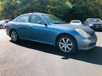 2006 Infiniti G35 Capitol Heights