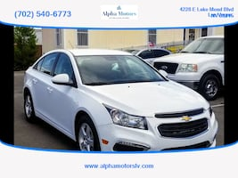 2016 Chevrolet Cruze Limited for sale