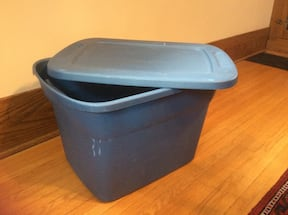 Storage Tub with Lid