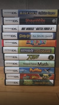 ds games Laval, H7W 3N7