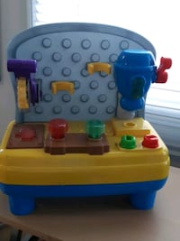 Tool play station