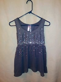 Justice Blouse/Dress size 18 girls