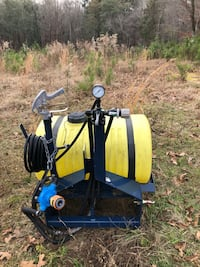 50 gallon sprayer PTO driven Philadelphia, 39350
