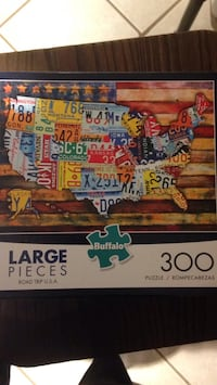 300 piece puzzle Washington, 20002