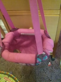 Baby's pink hanging jumperoo Elizabeth City, 27909