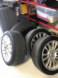 BMW M series 19 inch wheels and tires Palm Springs, 33406