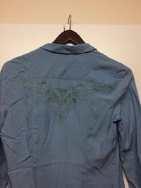 GUESS BUTTON-DOWN,SHIRT SIZE(S)SMOKE FREE HOME Kitchener