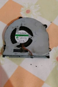 Laptop fan