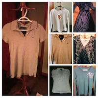 Juniors lot Size Large American eagle,INC Aero ect Springfield