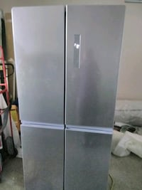 Fridge for sale it's working perfectly  Edmonton, T5T 6P7