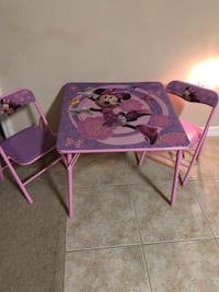 Minnie Mouse Kids Table Kissimmee, 34759