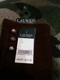 Ralph Lauren gloves size large  Winnipeg, R3E 0S1