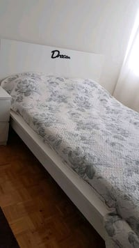 IKEA malm double/full bed without mattress